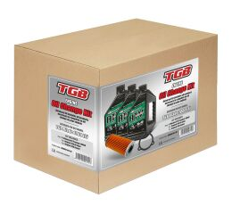 Oil change kit - TGB 1000 (1pc filter, 1pc gasket, 3l oil)