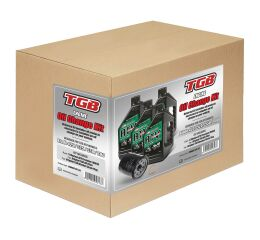 Oil change kit - TGB Target+Blade 425/525/550/600 (1pc filter, 1pc washer, 4l oil)