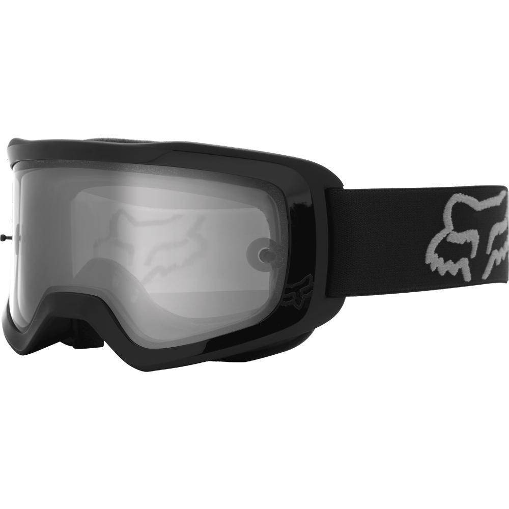 FOX Main X Stray Goggle - OS, Black MX21