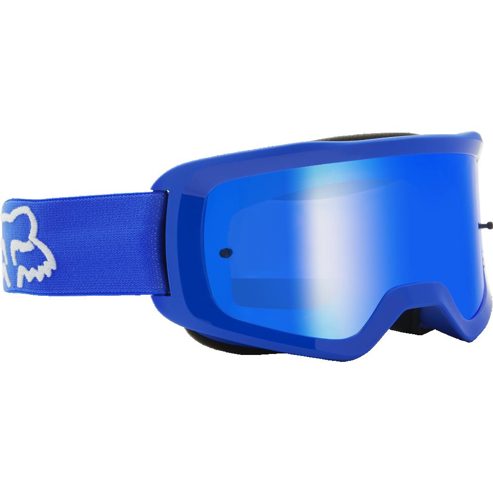 FOX Main Stray Goggle - Spark - OS, Blue MX22