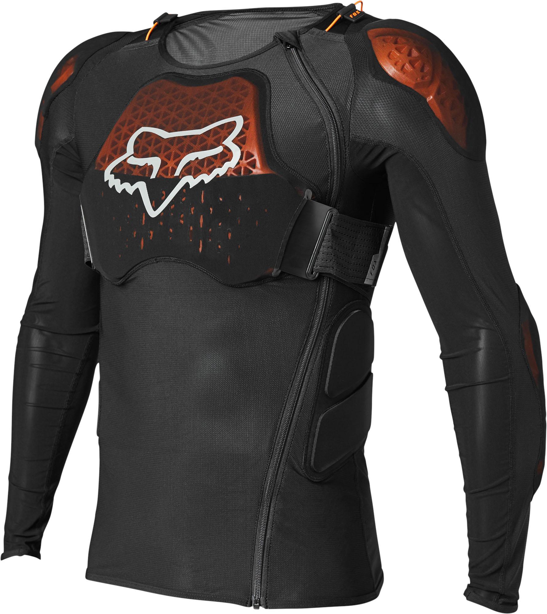 FOX Baseframe Pro D3O Jacket - Black MX22