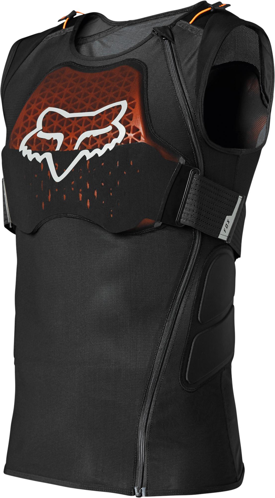 FOX Baseframe Pro D3O Vest - Black MX22