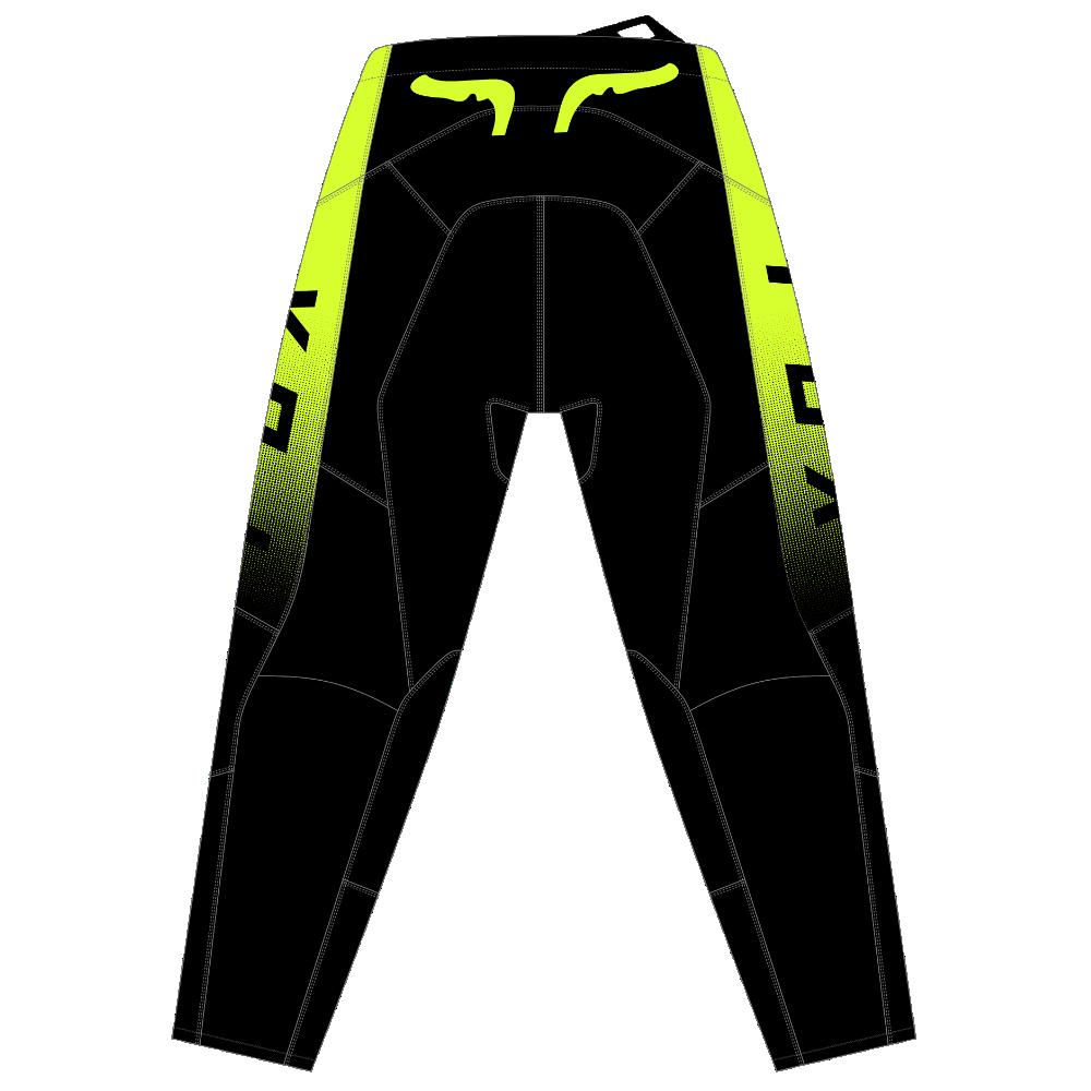 FOX 180 Monster Pant - Black MX22