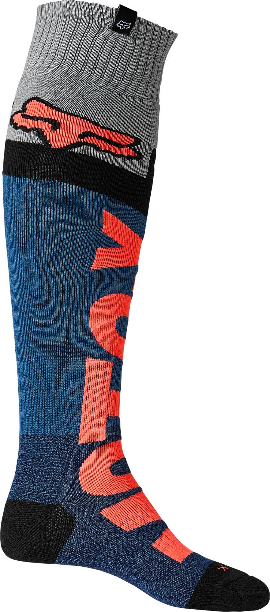 FOX Trice Coolmax Thick Sock - DARK INDIGO MX22