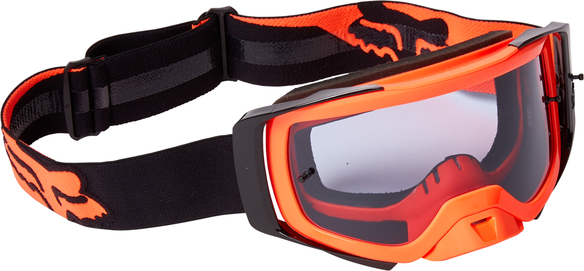 FOX Airspace Mirer Goggle - OS, Fluo Orange MX22