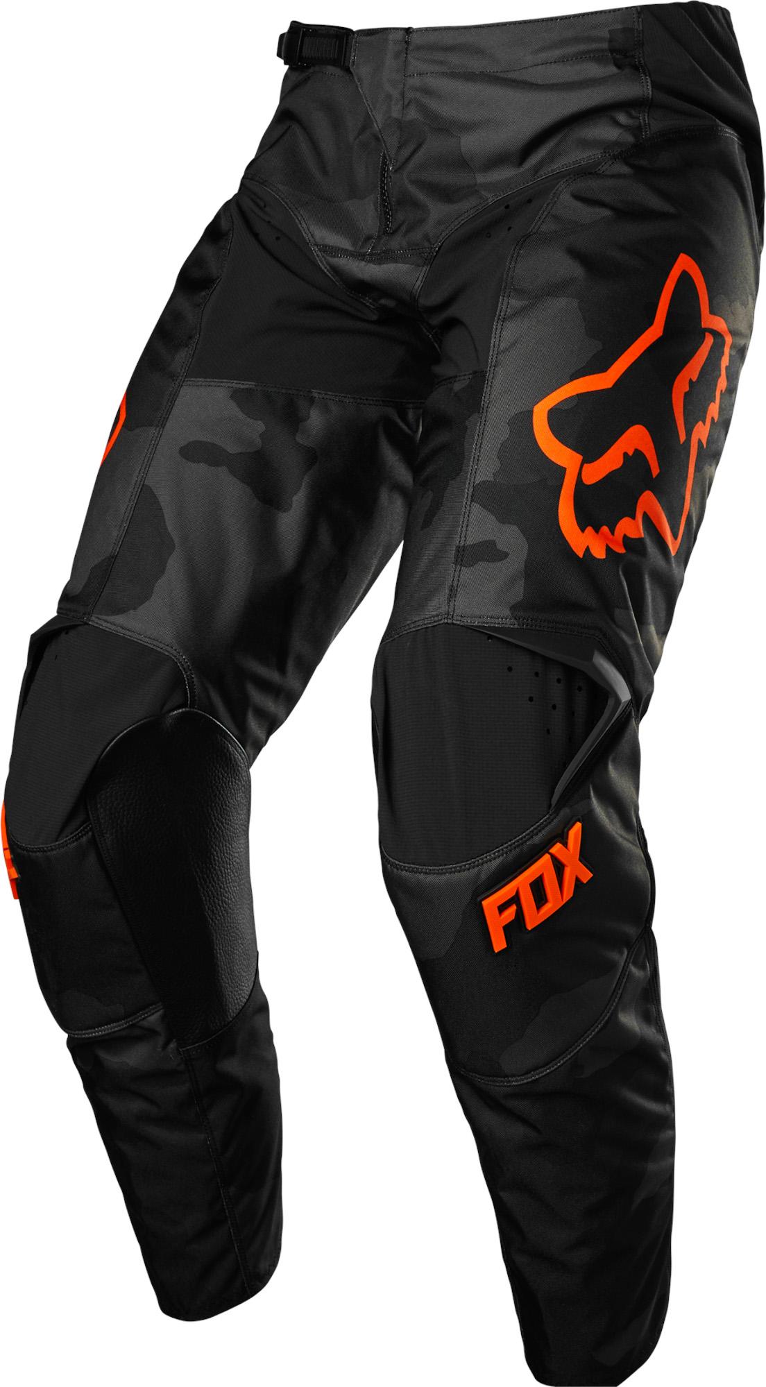 FOX 180 Trev Pant - BLACK CAMO MX22