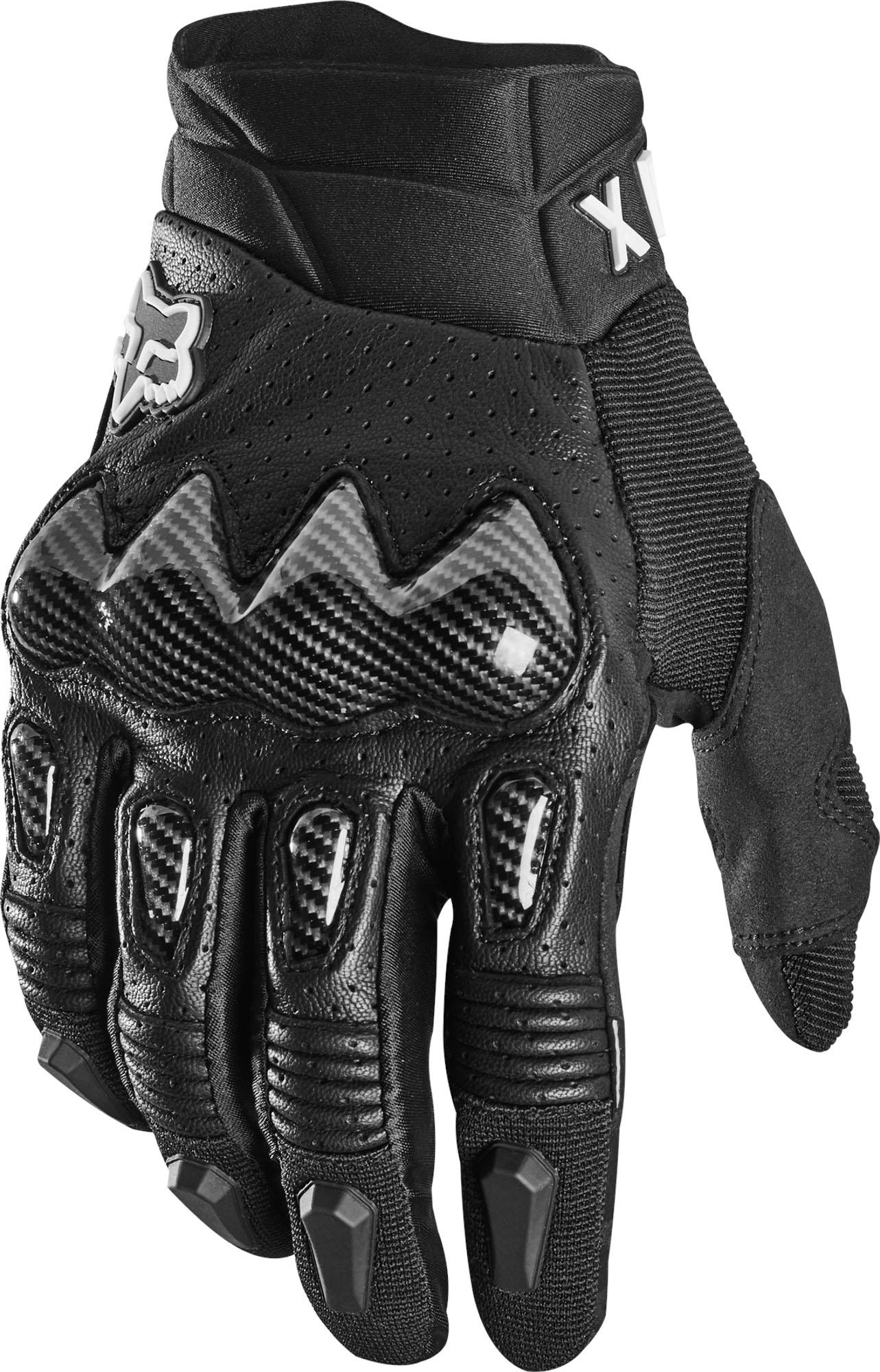FOX Bomber Glove Ce - Black MX22