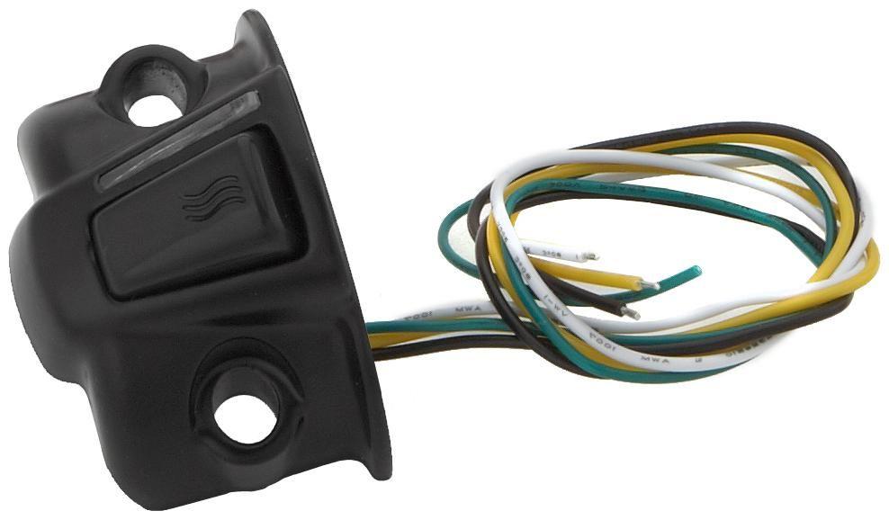 Symtec Blk, HD controller clutch side mount