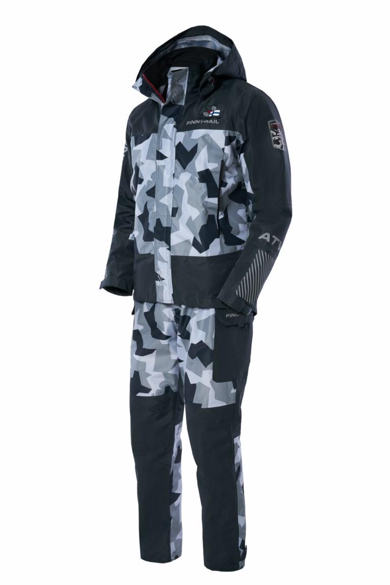 Finntrail Suit Thor CamoLightGrey