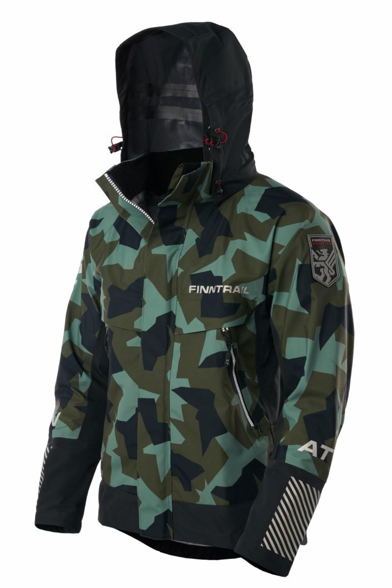 Finntrail Jacket Speedmaster CamoArmy
