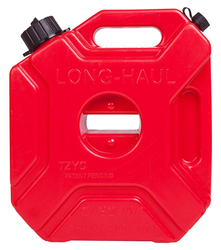 SHARK plastový kanyster na benzín, 5L, 29 x 25 x 12 cm