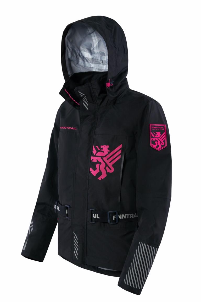 Finntrail Jacket Rachel Graphite