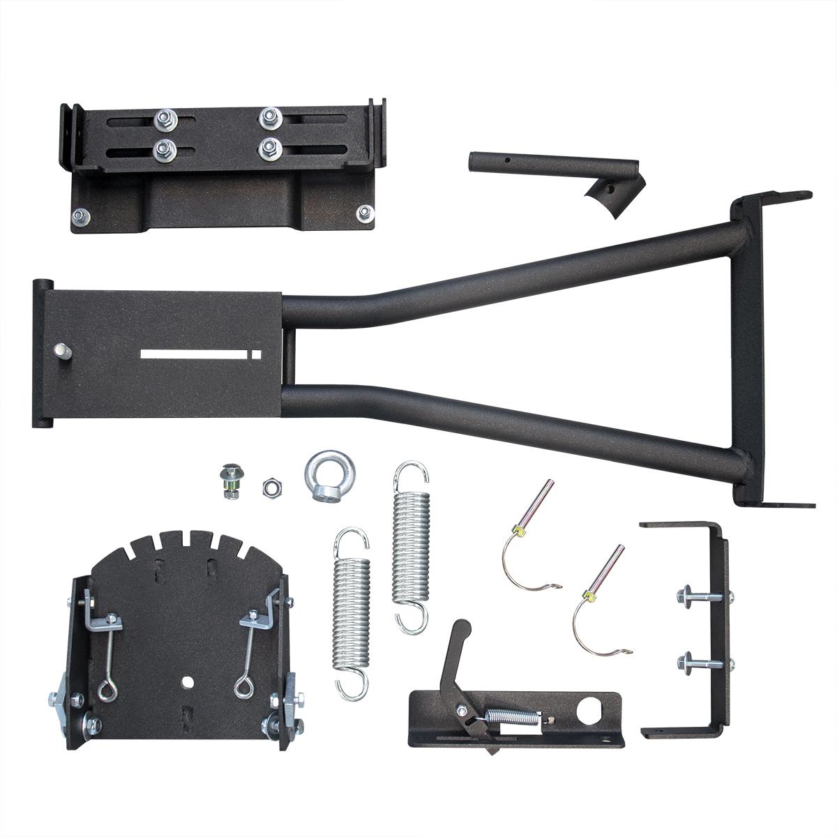 SHARK Adapter for Sweeping brushes & Snow Plow (Linhai T-Boss 550 EPS)