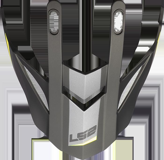 LS2 MX436 EVO PEAK ROUTER