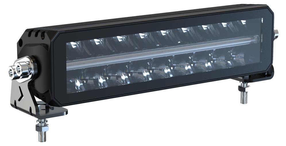 "SHARK LED Light Bar EU homologated OSRAM 22"", 108W"