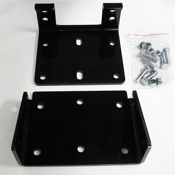 WA-0719 Base Plate, Suzuki KingQuad  700/750 montážní sada ploten, X499