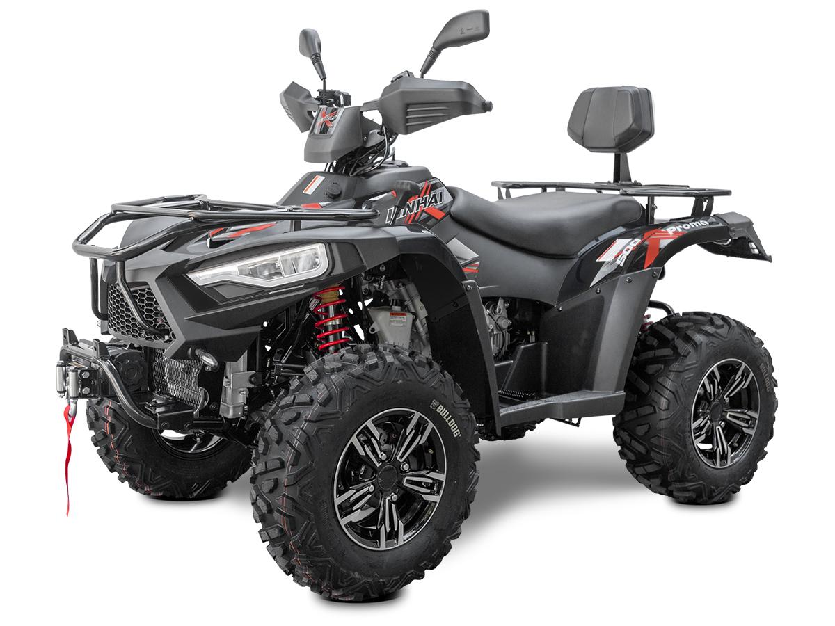 Linhai ATV 500 PROMAX 4x4 EFI, T3b, Black