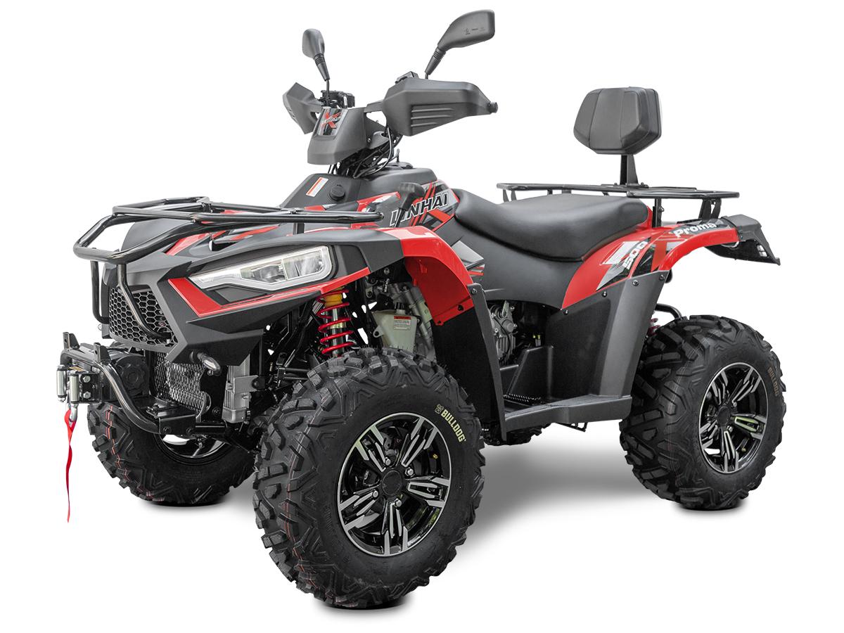 Linhai ATV 500 PROMAX 4x4 EFI, T3b, Red