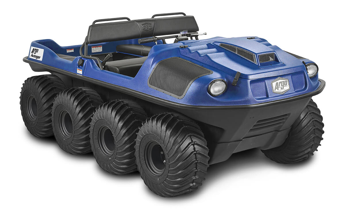 ARGO Avenger 8x8 ST,blue