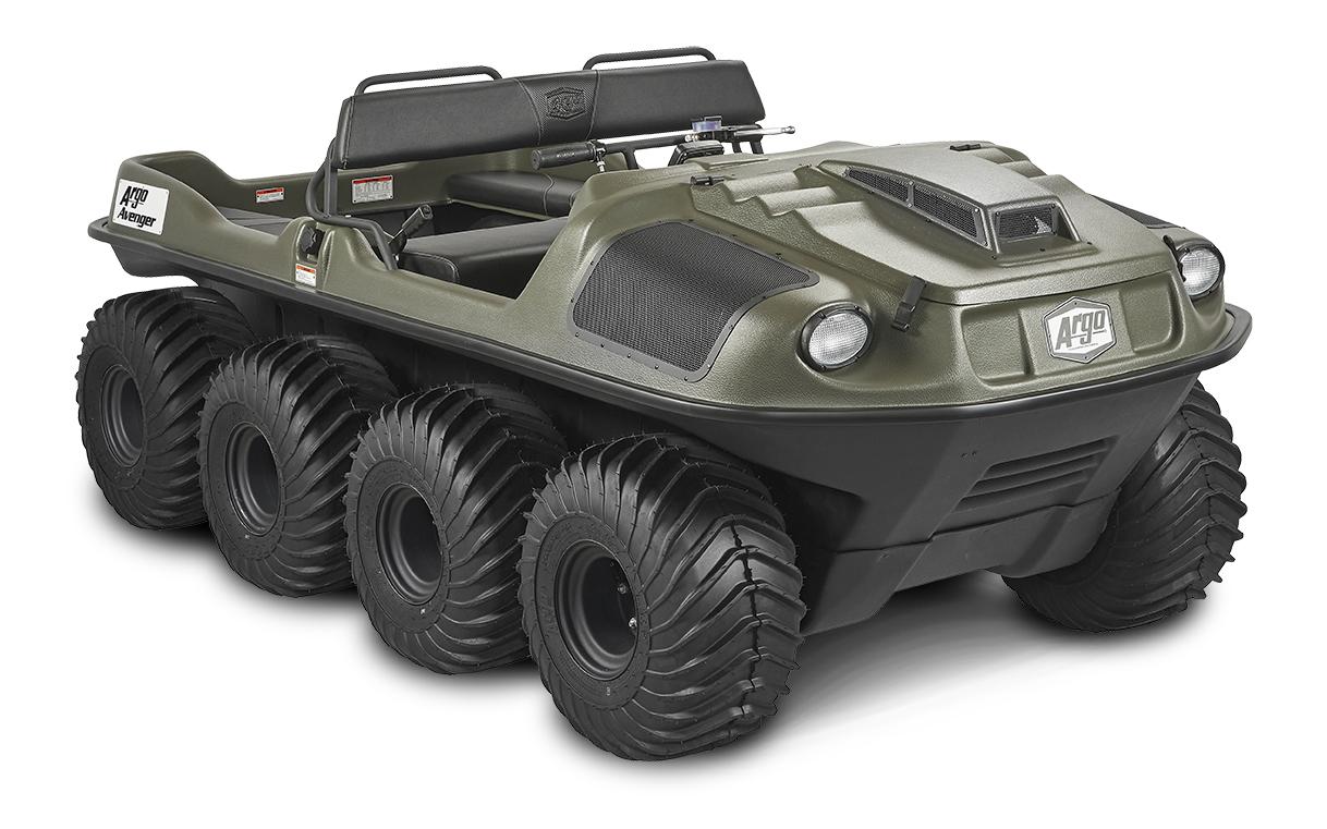 ARGO Avenger 8x8 ST, green