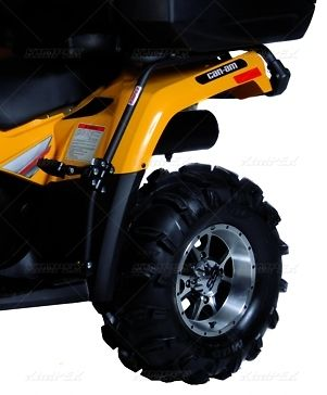 Kimpex Fender Guards W/O Pegs Can-Am Outlander 800/1000 G2