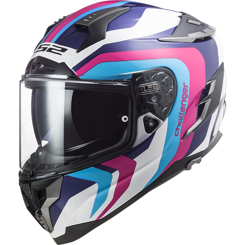 LS2 FF327 CHALLENGER GALACTIC G.WHITE BLUE PINK
