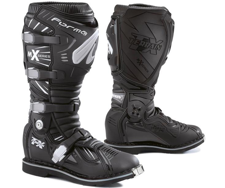 FORMA Boots Terrain TX - Black