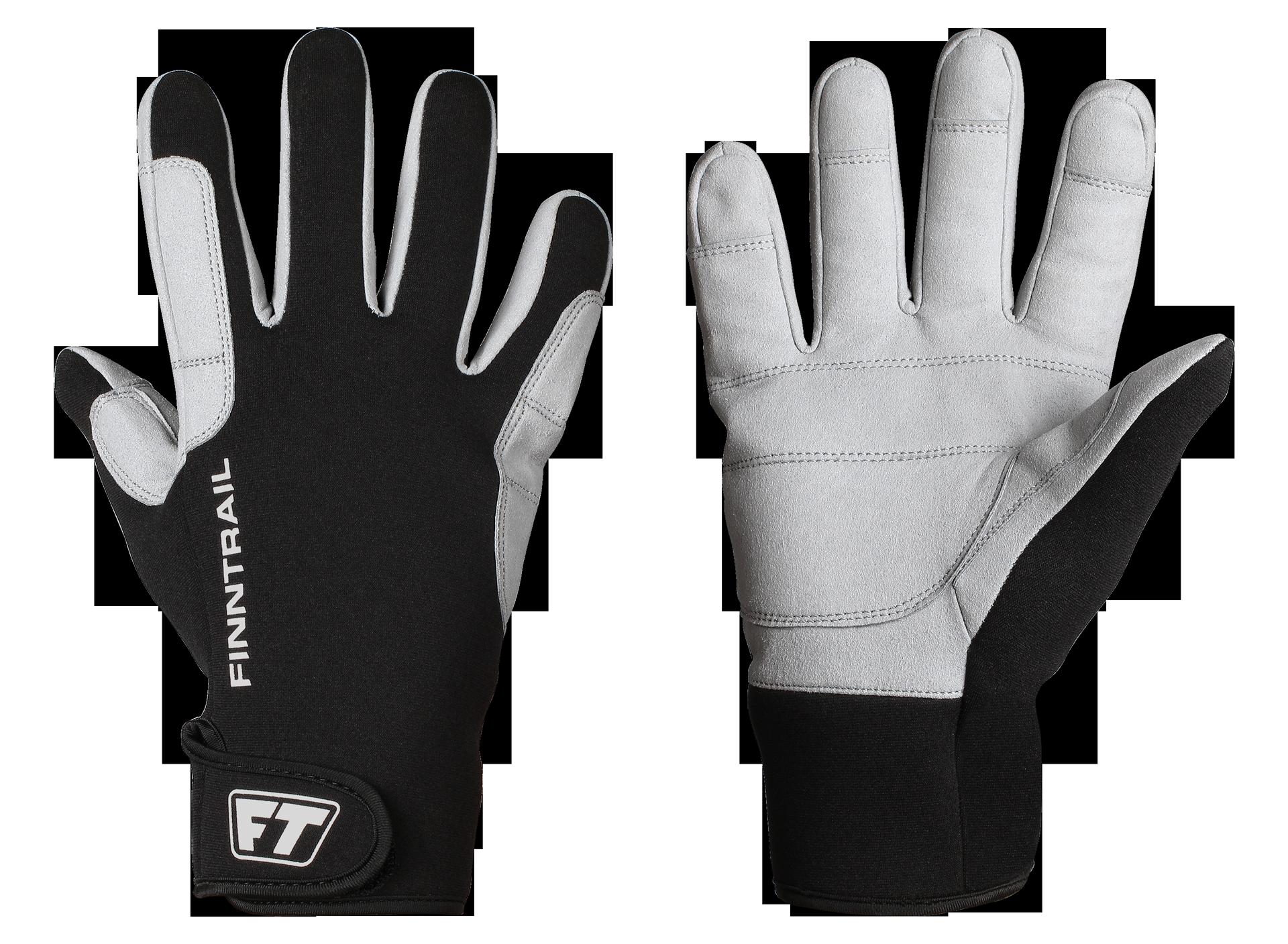 Finntrail Gloves Enduro Grey