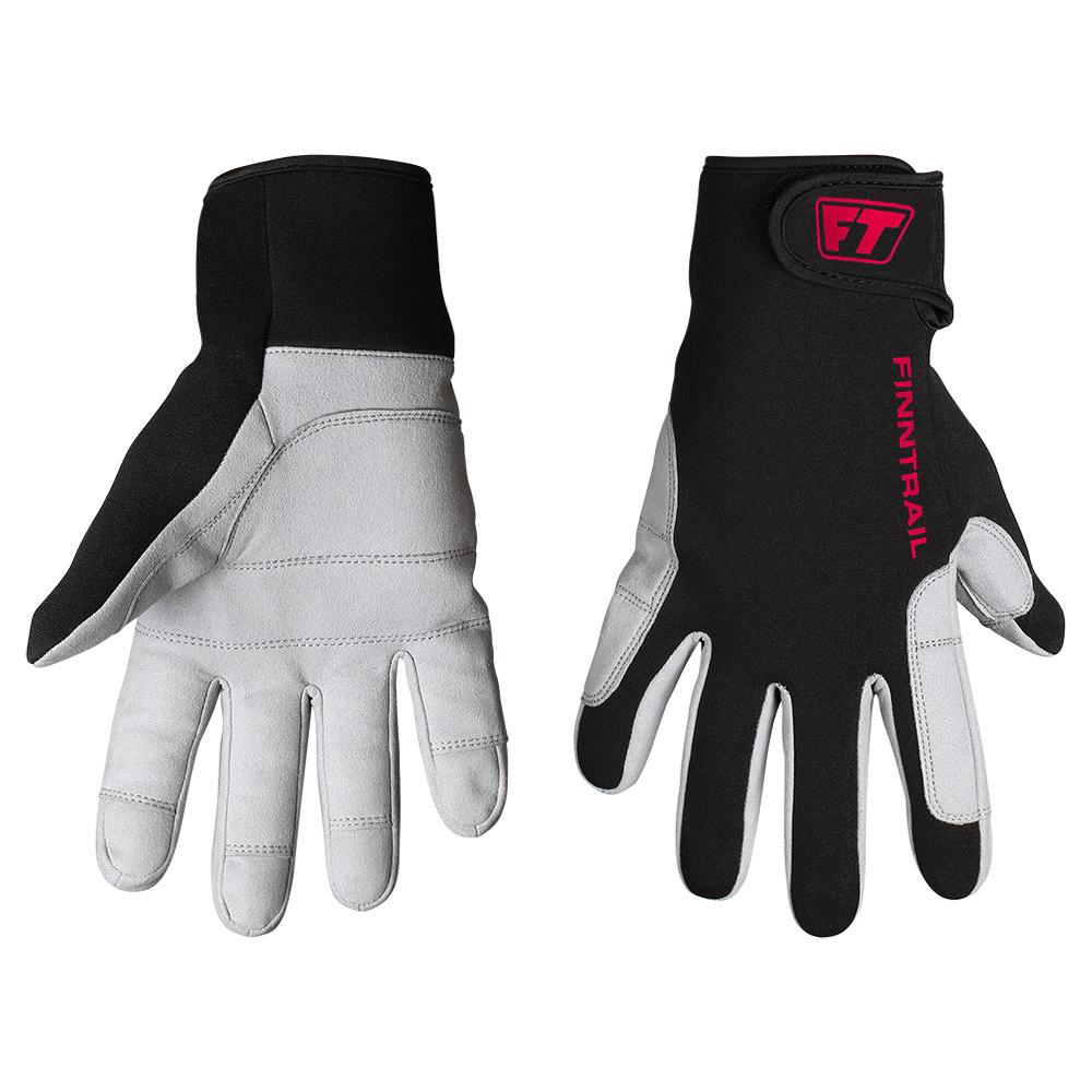Finntrail Gloves Enduro Red