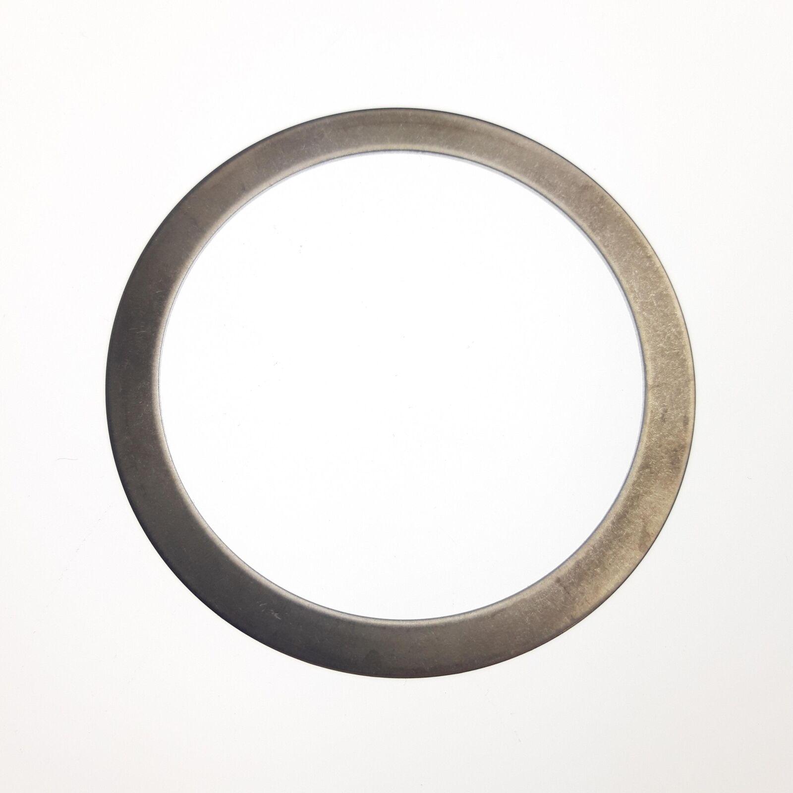 Fastener, Standard: Washer,Thrust (2.510 ID X 3.050 OD X 0.040 TH) Steel, Preload Ring