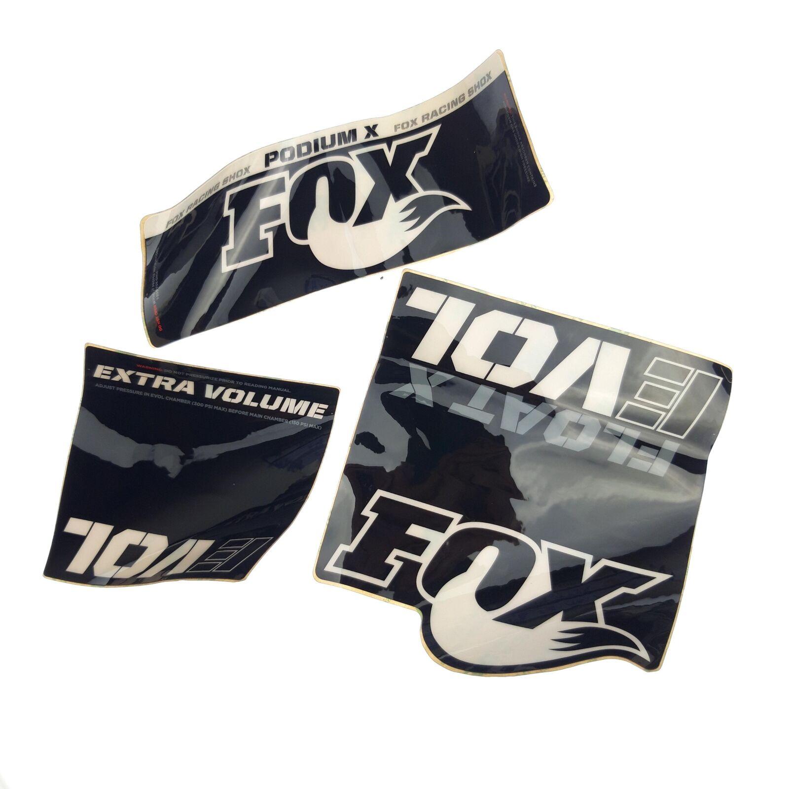 Decal Kit: Float X Evol & Podium-X Gen II (Short Air Sleeve)