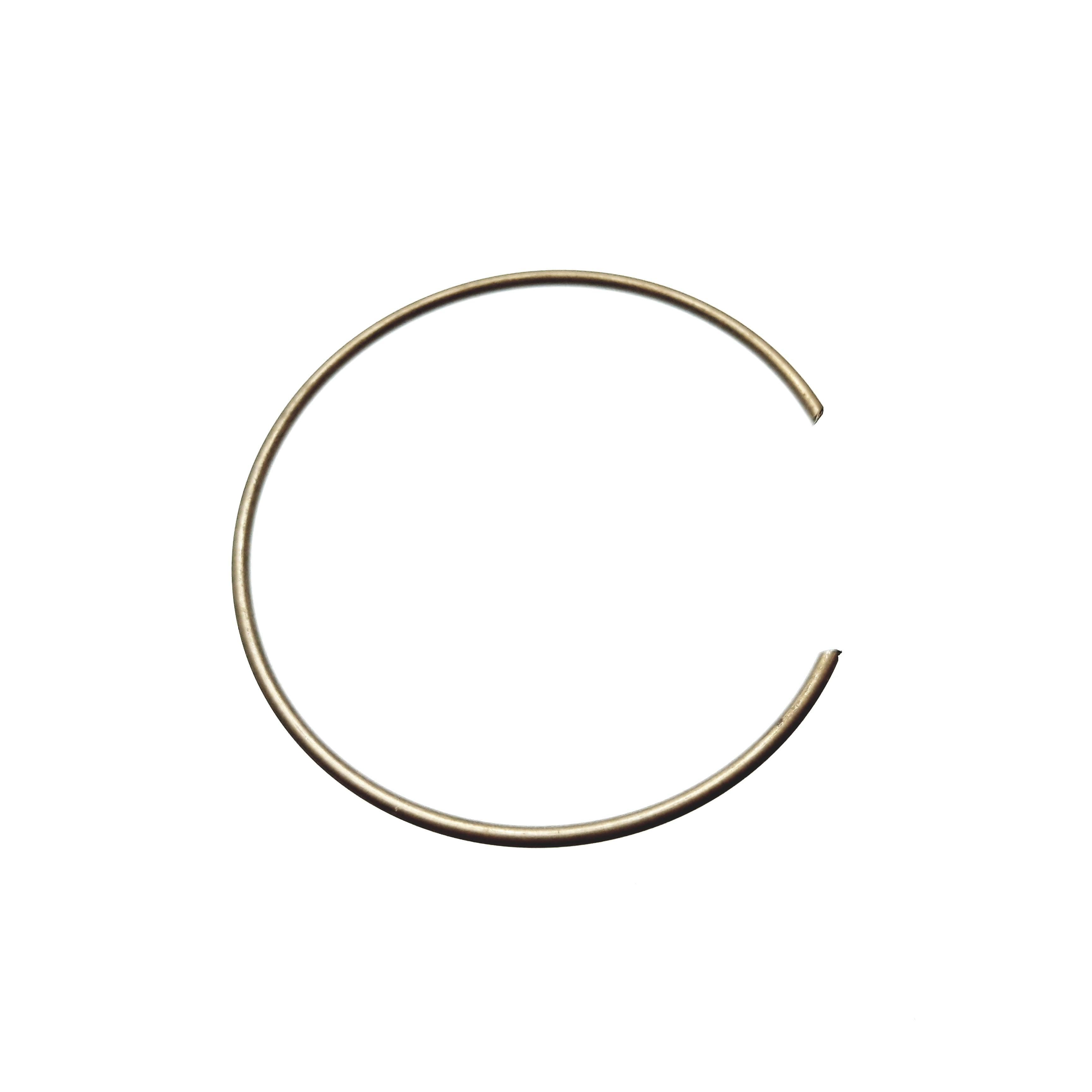 Retaining Ring: Wire (0.062 CS X 1.850 ID) 17-7 SS