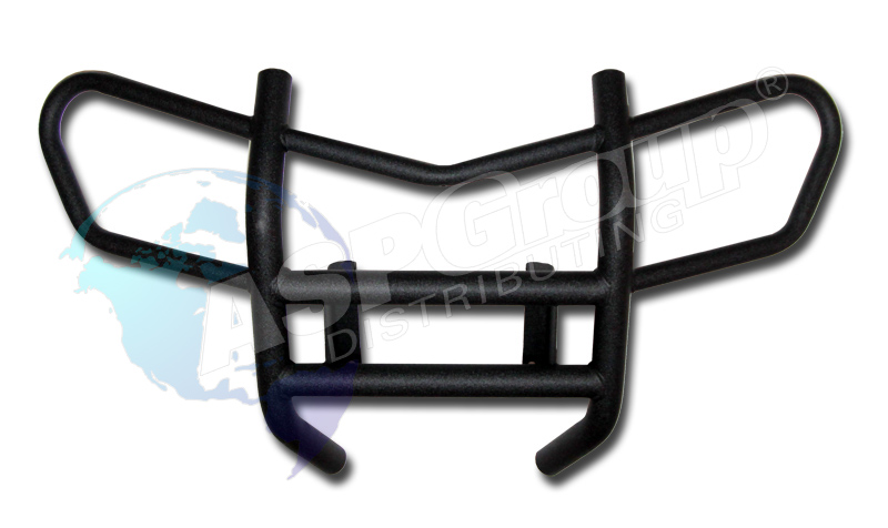 Kimpex front bumper Yamaha Grizzly 660 wrinkle