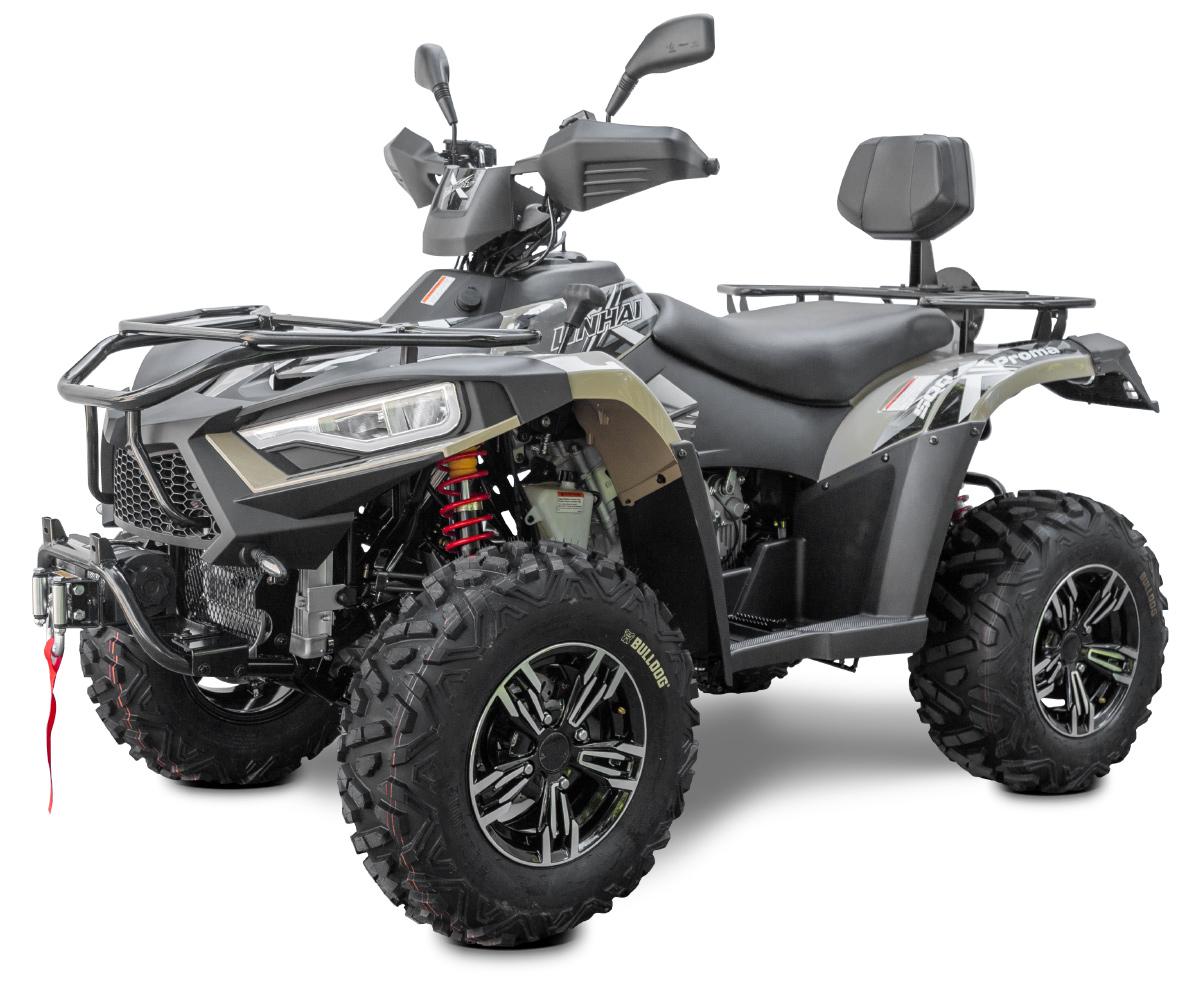 Linhai ATV 500 PROMAX 4x4 EFI, T3b, Sand