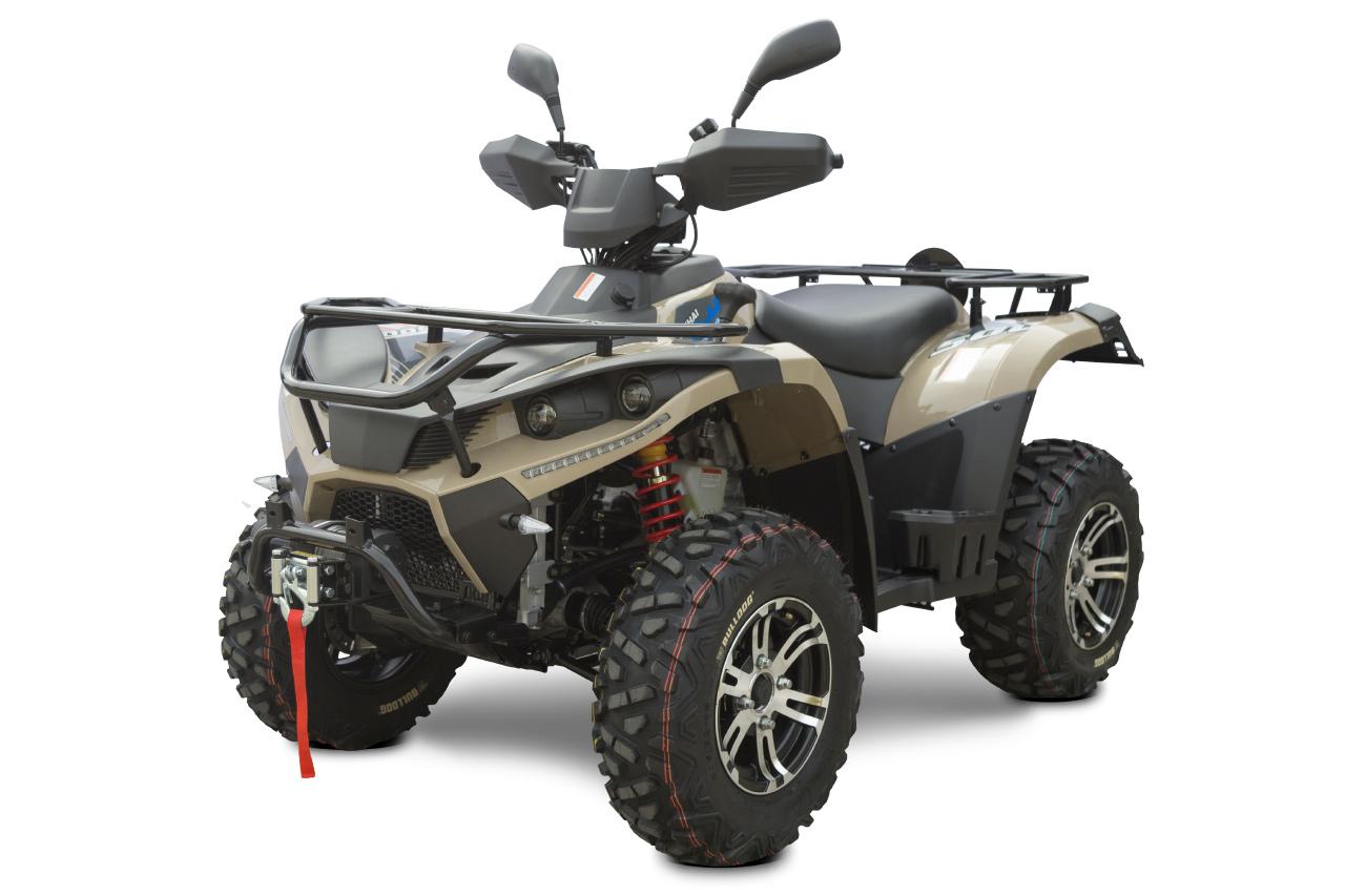 Linhai ATV 500 4x4 EFI, T3b, Sand
