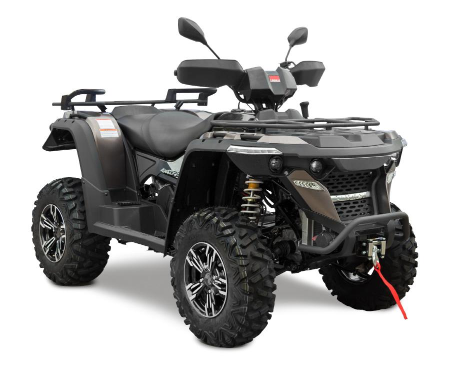 Linhai ATV M565L EPS, E4, EFI, Black
