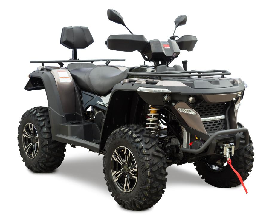 Linhai ATV M565L EPS, T3b, EFI, Black