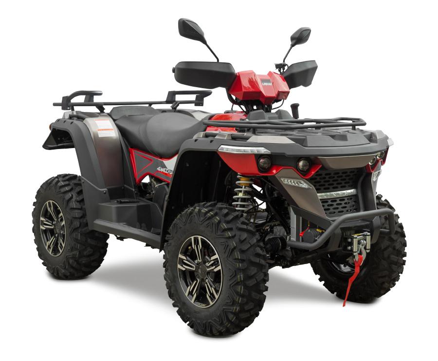 Linhai ATV M565L EPS, E4, EFI, Red