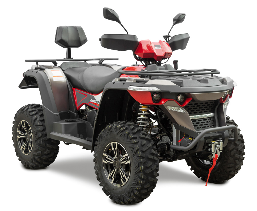 Linhai ATV M565L EPS, T3b, EFI, Red