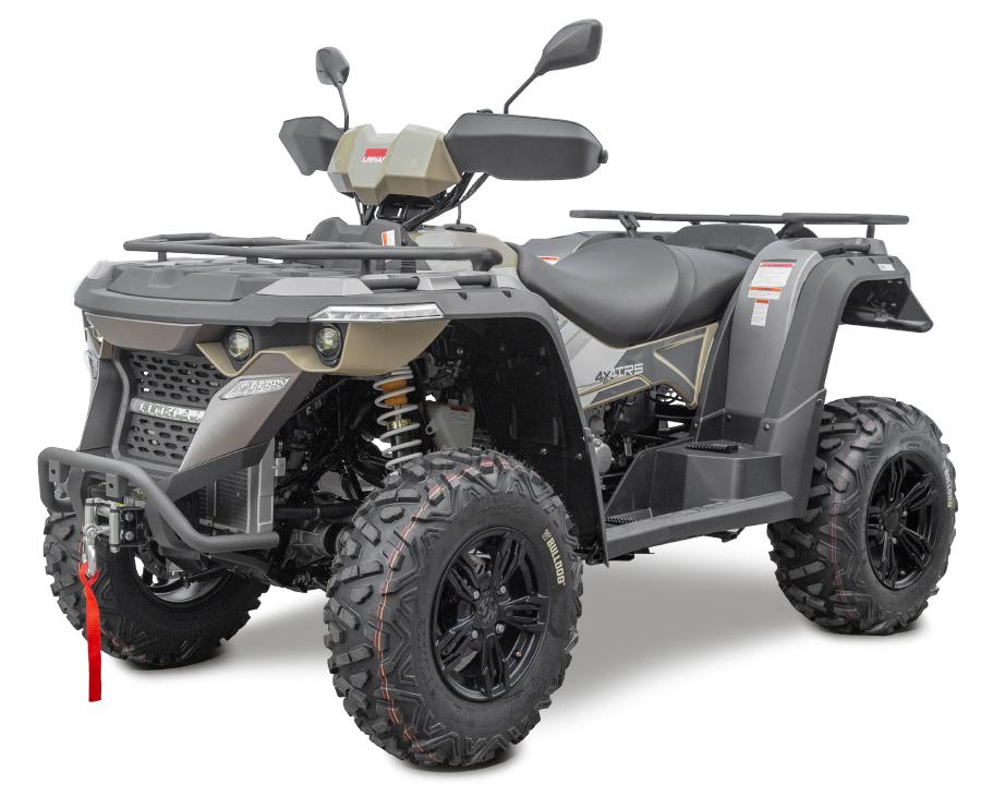 Linhai ATV M550L 4x4 EFI, E4, Sand