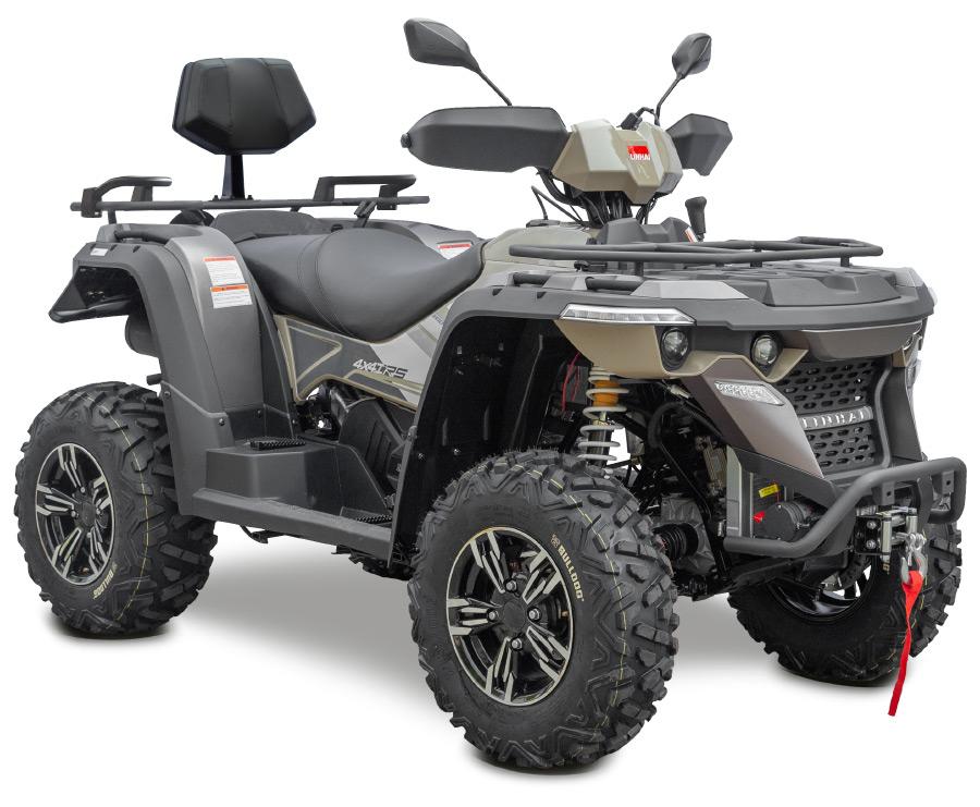 Linhai ATV M565L EPS, T3b, EFI, Sand