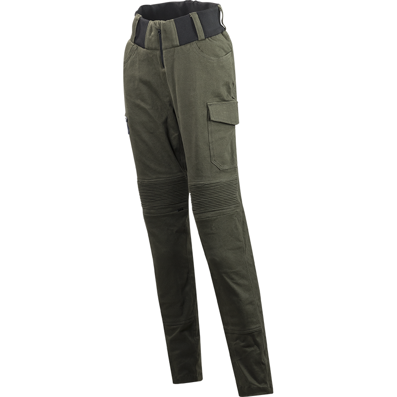 LS2 ROUTER LADY PANT OLIVE GREEN 3XL