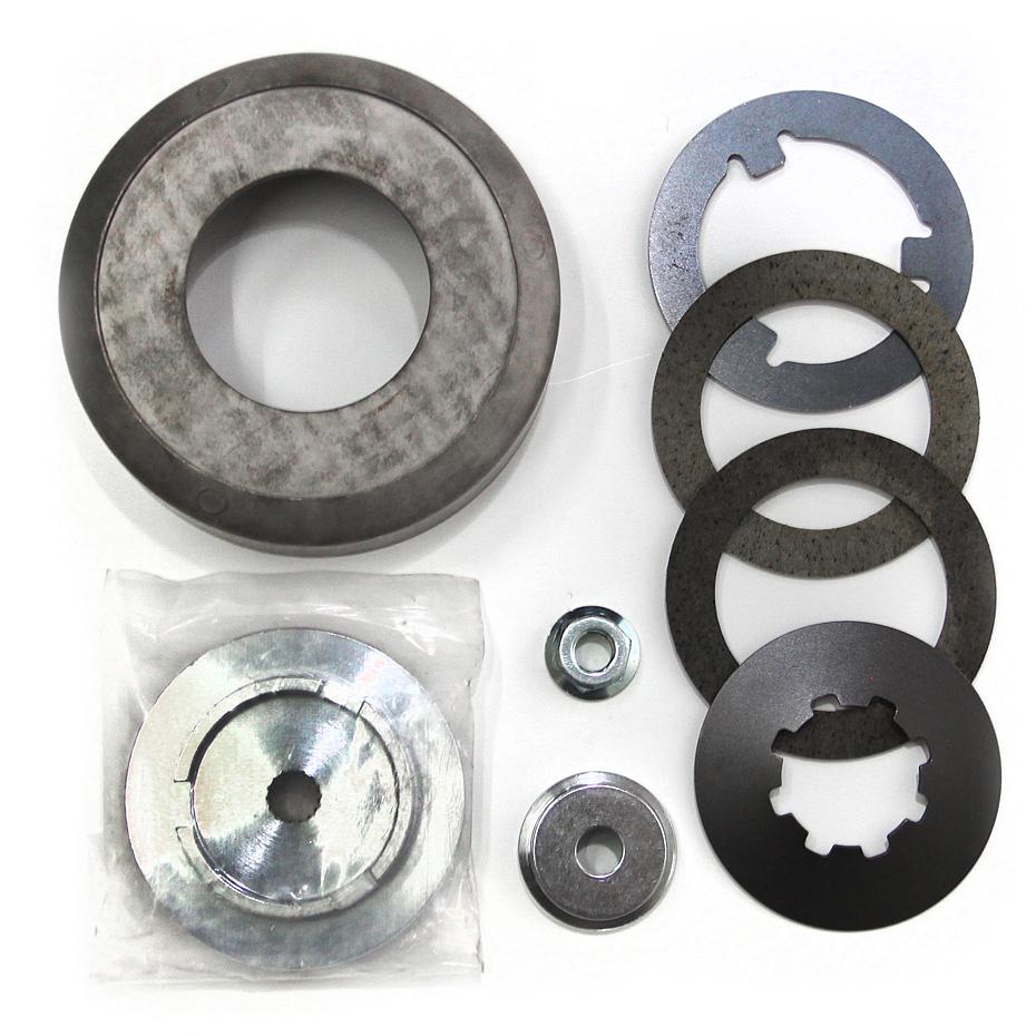 Slipper Clutch MXR Parts: Drive Adaptor, Cup, 2 Friction Discs