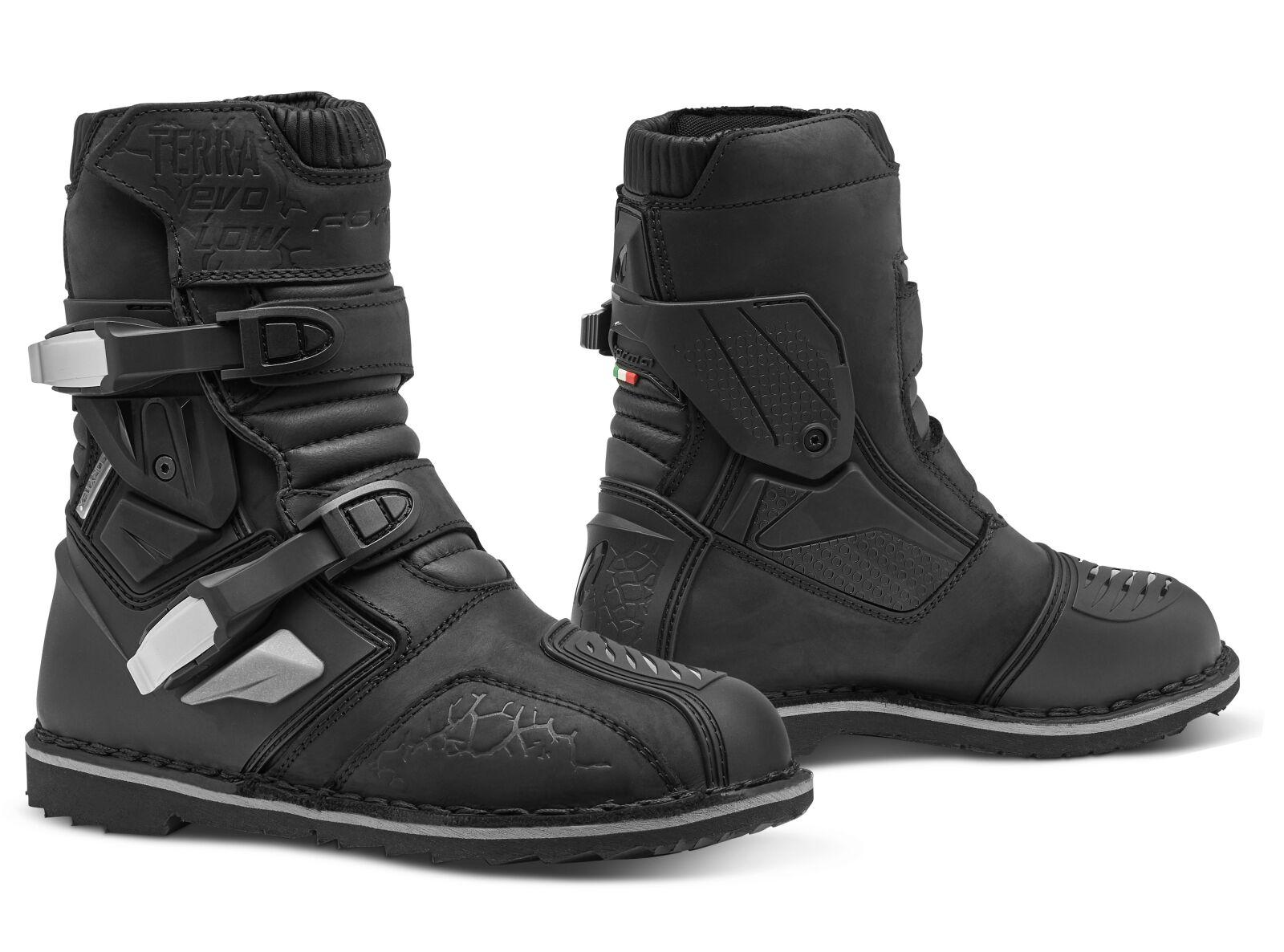 FORMA Boots TERRA EVO LOW Black