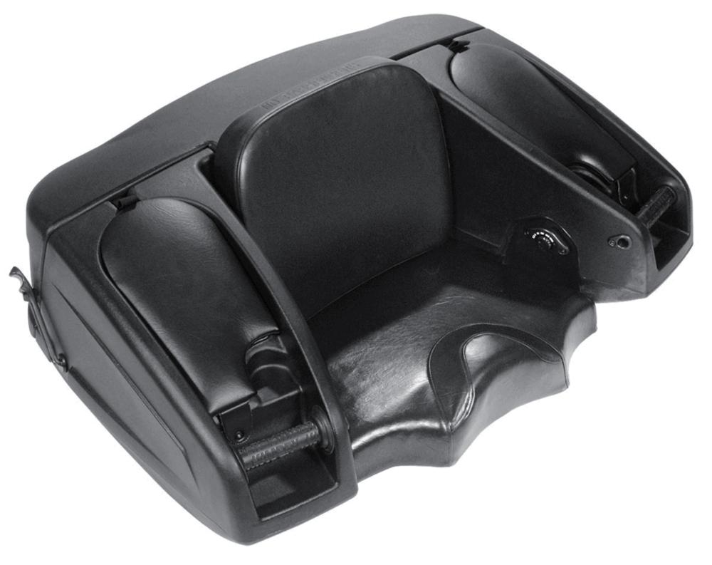 Kimpex Techno Plus Trunk W/Heat Grips, s vyhříváním rukojetí