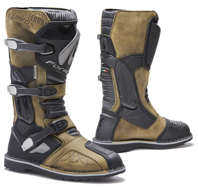 FORMA Boots TERRA EVO DRY Brown