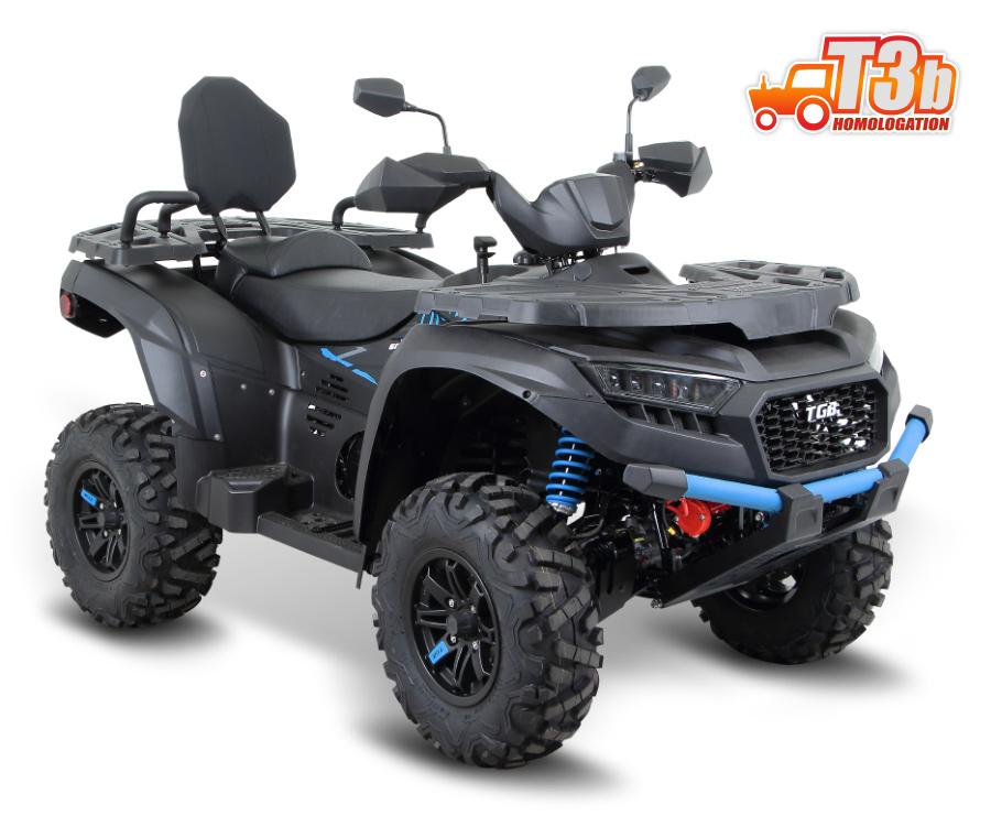 TGB Blade 600 LTX LED EPS T3b černá