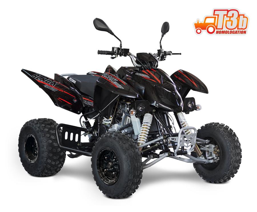ACCESS Tomahawk SP400 Black Edition, T3b