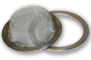 BIG GUN Spark Arrestor Screen / Complete with Spacer Ring USFS