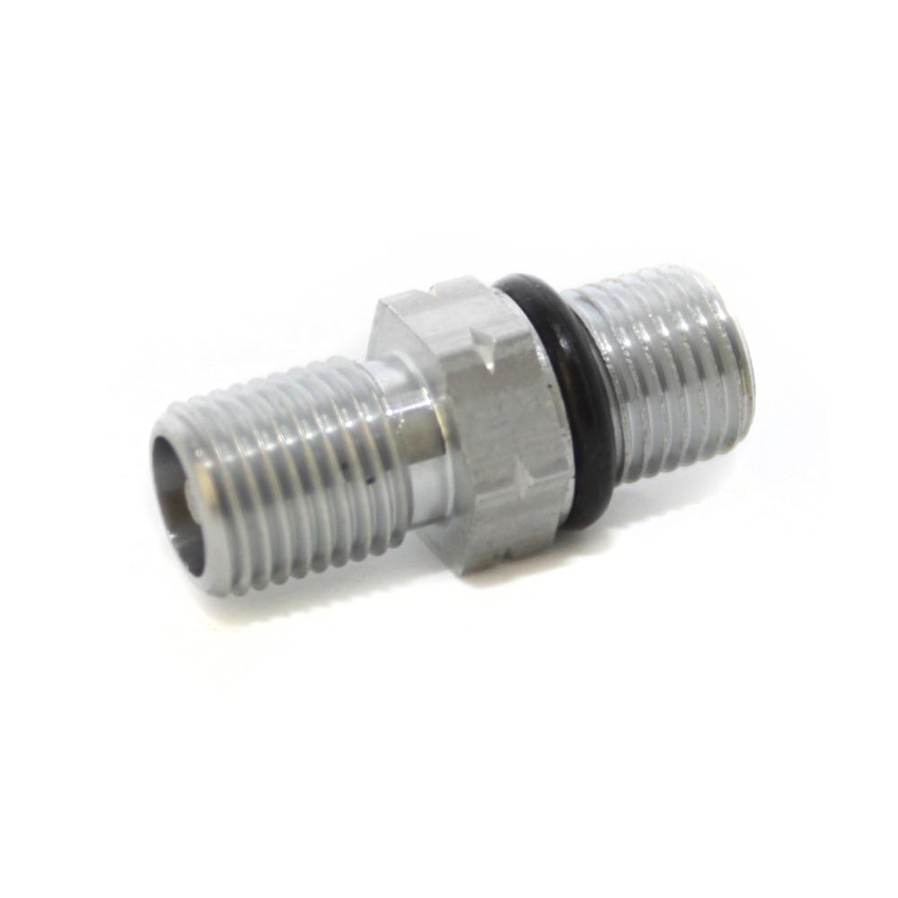 Air Valve Parts: Tank Valve (5/16-32) w/O-ring Boss, Low Temp, High Pressure